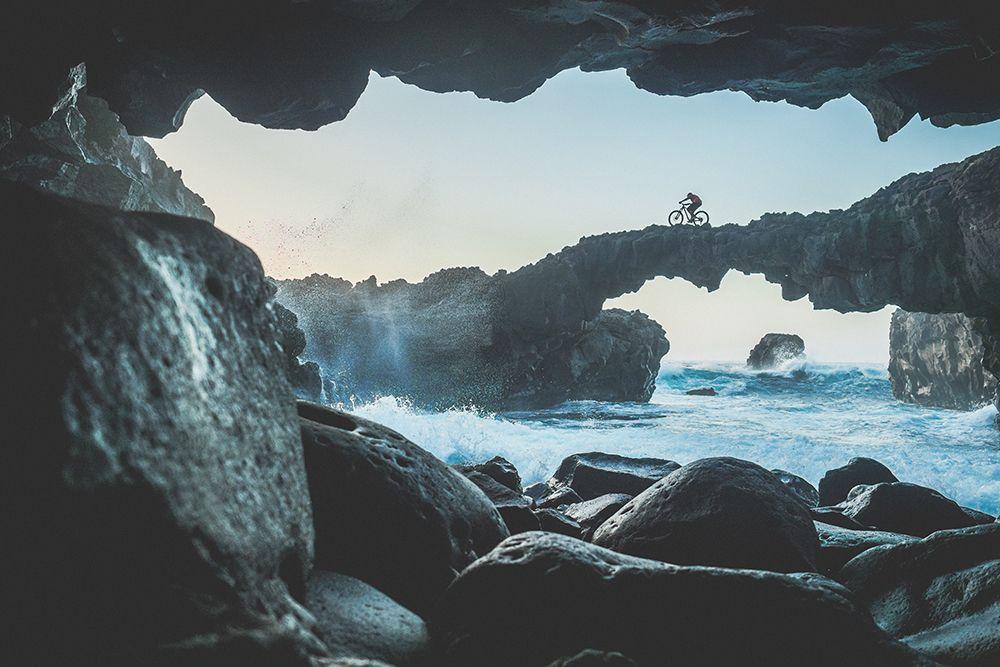 David Cachon Mountain Bike Trial Shows